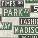 Product: TH53404-New York Signs